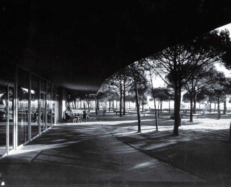 El Prat Royal Golf Club Service Pavilion