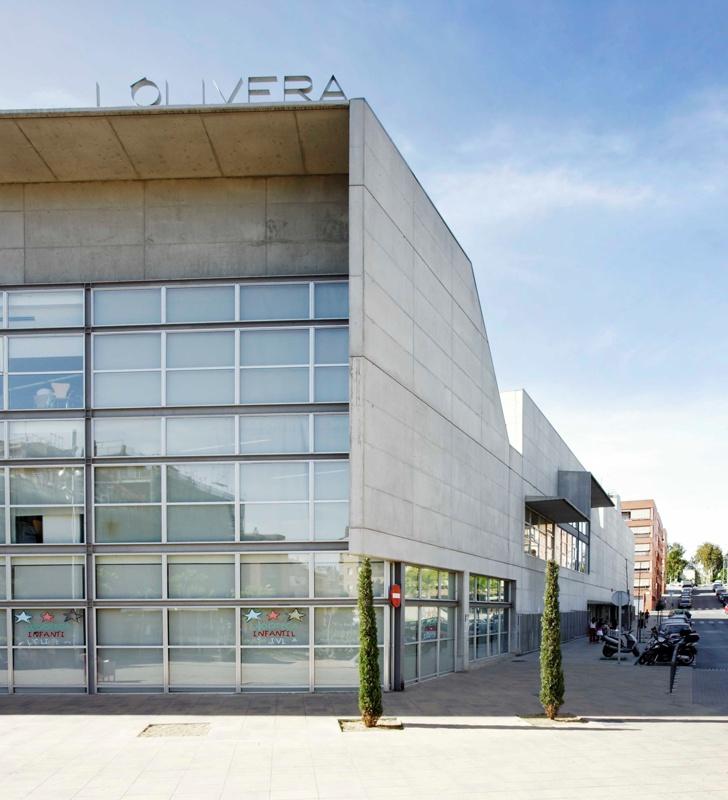 Centro Cívico y Equipamiento Deportivo L'Olivera