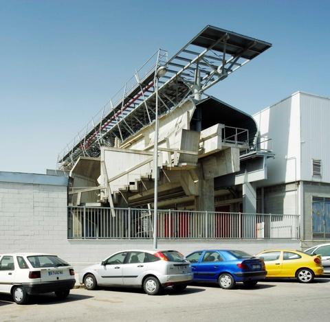 Camy-Nestlé Industrial Overpass
