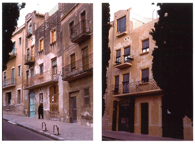 Restoration of the Façade and Rehabilitation of the Penthouse of Ximenis House