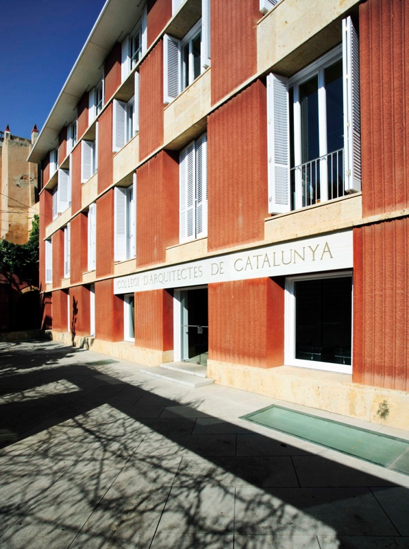 Headquarters of the Tarragona Branch of the Architects' Association of Catalonia (COAC)