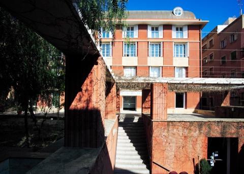Seu de la Demarcació de Tarragona del Col·legi d'Arquitectes de Catalunya (COAC)