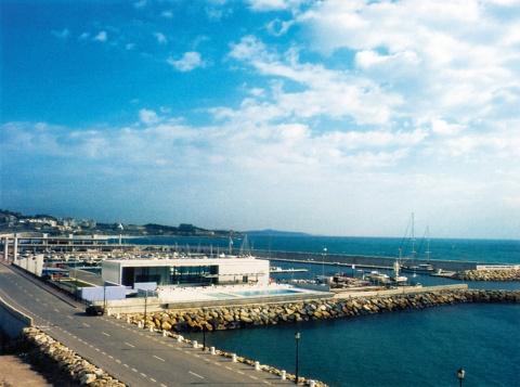 Headquarters of the Royal Sailing Club of Tarragona