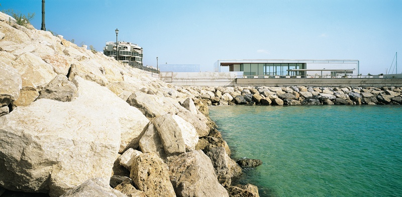 Sede Social del Real Club Náutico de Tarragona
