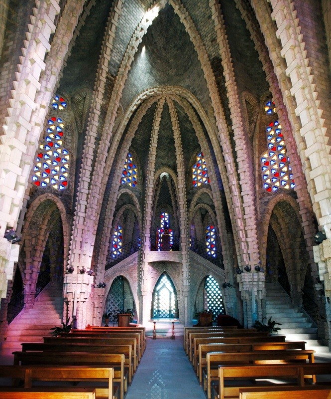 Restoration and Completion of the Sanctuary of Mare de Déu de Montserrat
