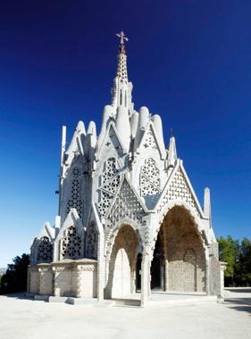 Restauración y Finalización del Santuario de la Virgen de Montserrat