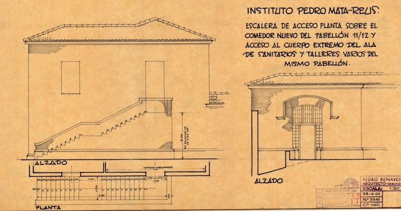 New Pavilions of the Pere Mata Institute