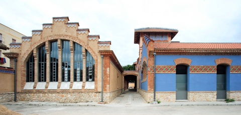 Tortosa Municipal Abattoir Building