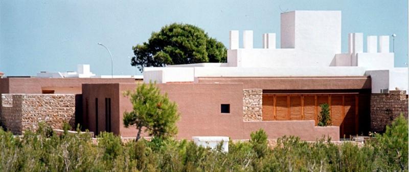 Mangrané Houses