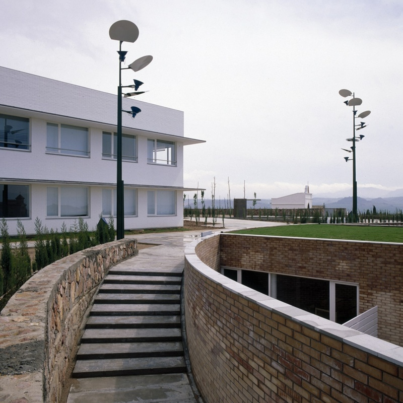 Móra d'Ebre County Hospital