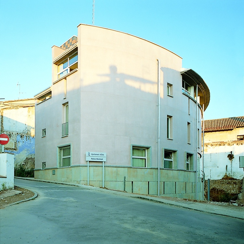 New Town Hall Building in Olot