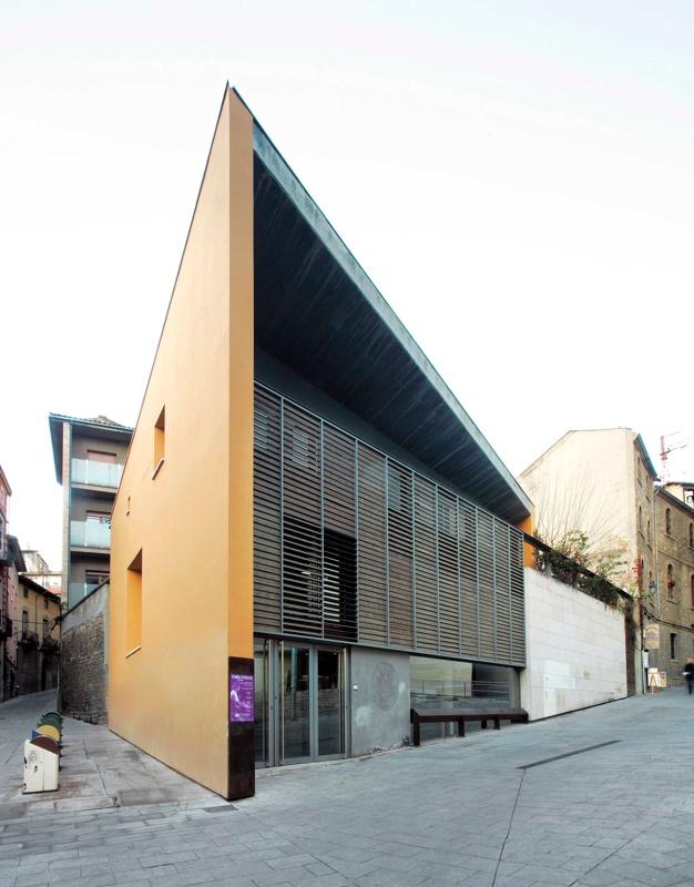 Sede de la Demarcación de Osona del Colegio de Arquitectos de Cataluña (COAC)