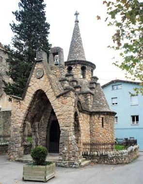 Capella de Sant Miquel de la Roqueta