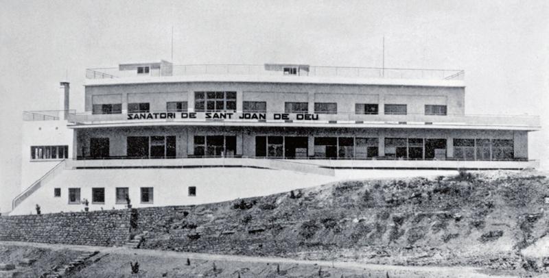 Sanatorio de Sant Joan de Déu
