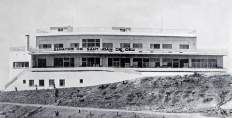 Sant Joan de Déu Sanatorium