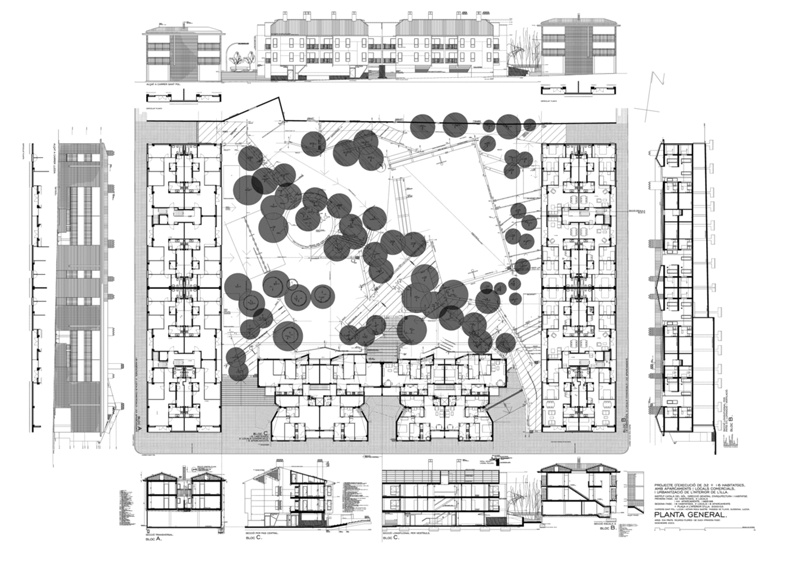 Social Housing and Public Space in Guissona