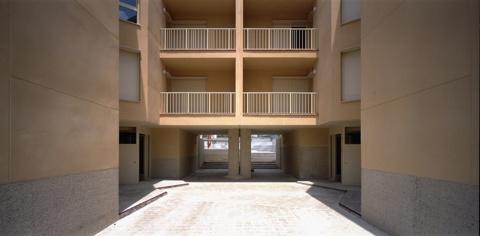 Habitatges Socials i Espai Públic a Guissona