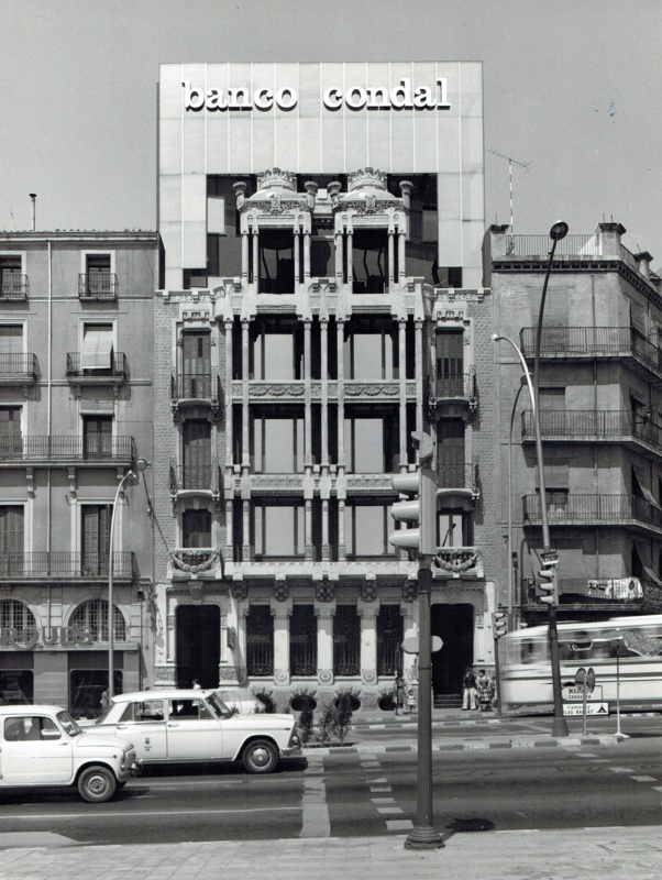 Conversion of the Pal·las Building into the Headquarters of Banc Comtal