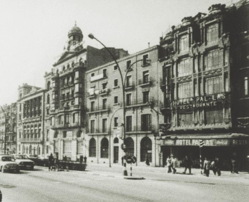 Edificio Pal·las