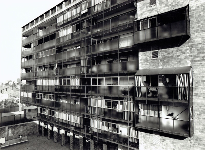 Social Housing Units in Lleida