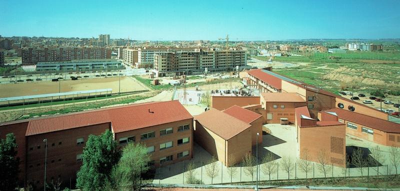 Institut de Formació Professional Torre Vicens