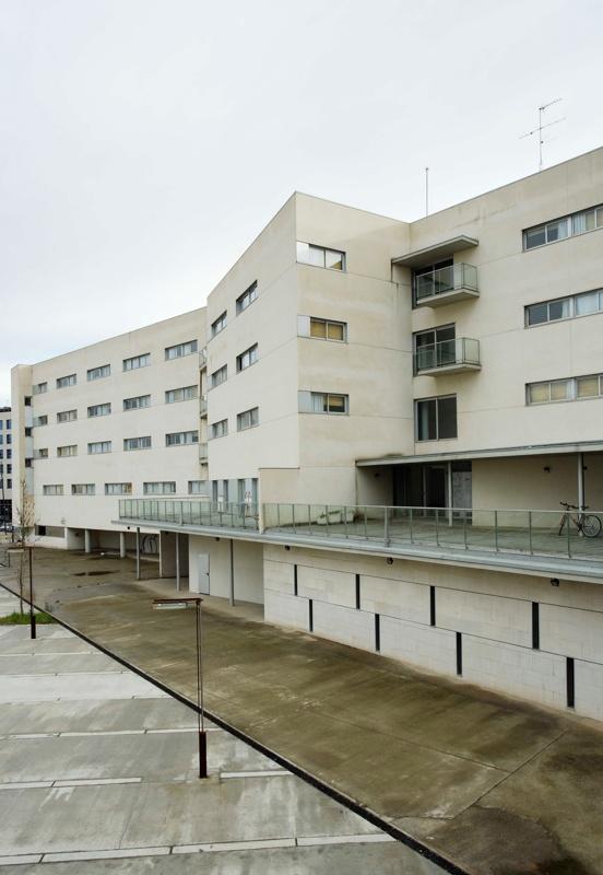 Residencia de Estudiantes Universitarios de la UdL
