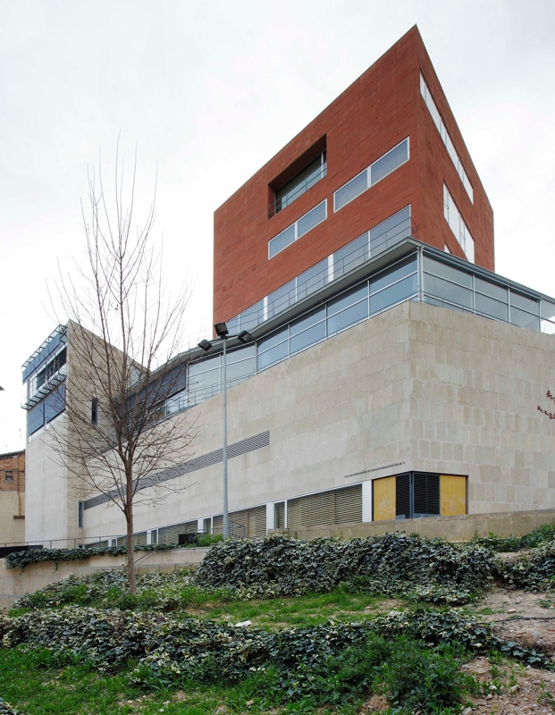 Headquarters of the Lleida Branch of the COAC