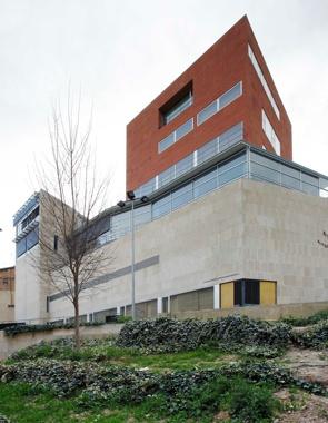 Sede de la Demarcación de Lleida del COAC