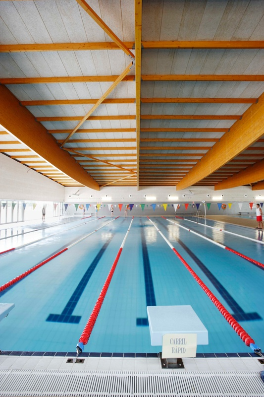 Tàrrega Municipal Swimming Pools