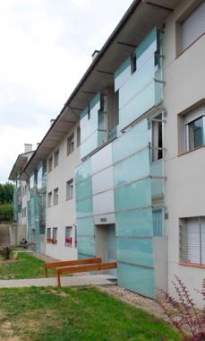 Habitatges a la Colònia Simón