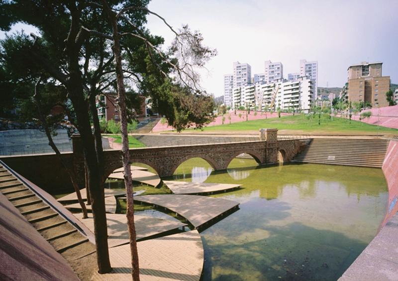 Parque Central de Nou Barris