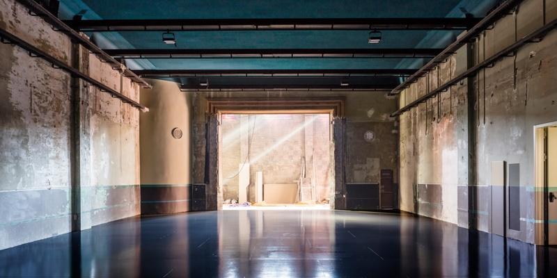 Sala Beckett Obrador Internacional de Dramatúrgia