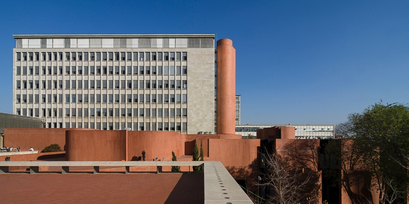 Extension of the Barcelona School of Architecture (ETSAB)