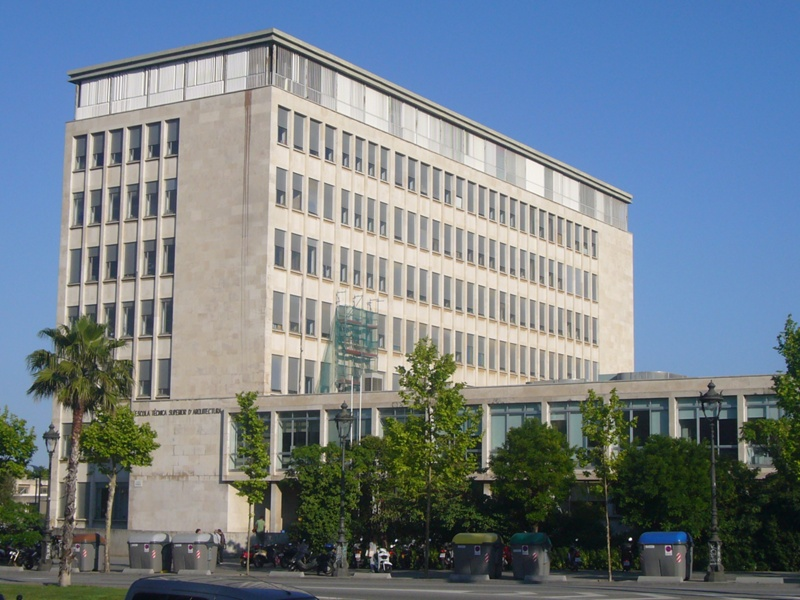 Escuela Técnica Superior de Arquitectura de Barcelona (ETSAB)