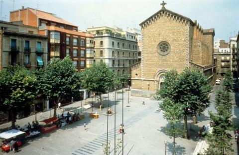 Virreina Square