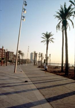 Passeig Marítim de la Barceloneta