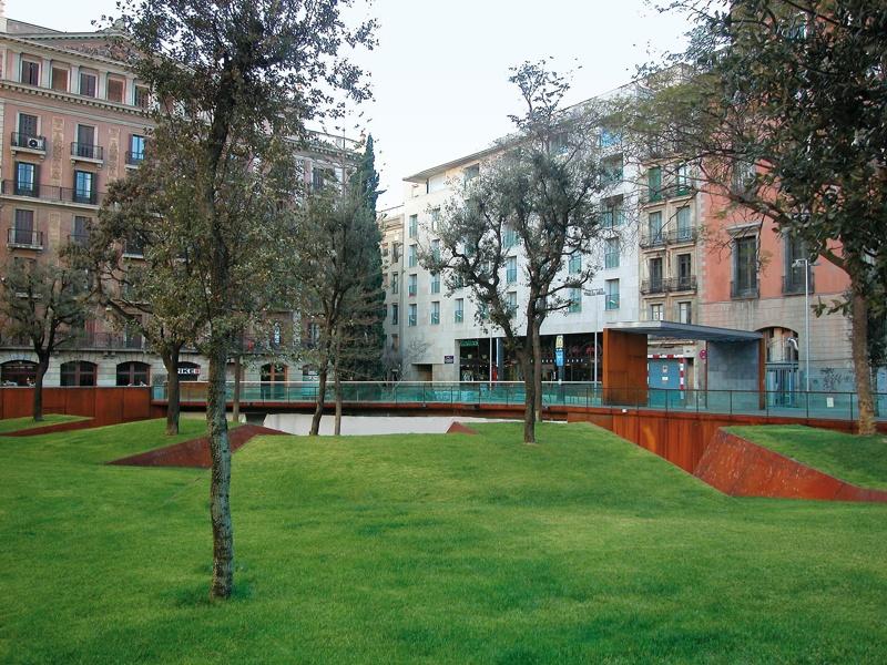Plaça de la Vila de Madrid