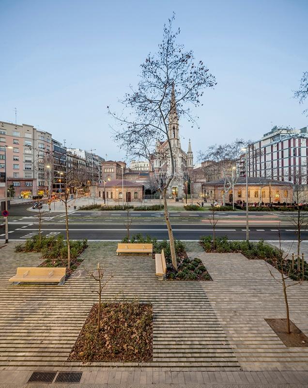 Remodelación del Passeig de Sant Joan (Fase 2)