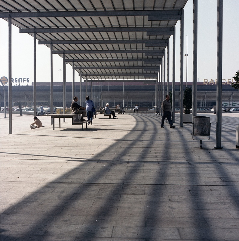 Plaza de los Països Catalans