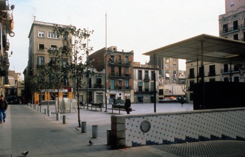 Plaça del Sol