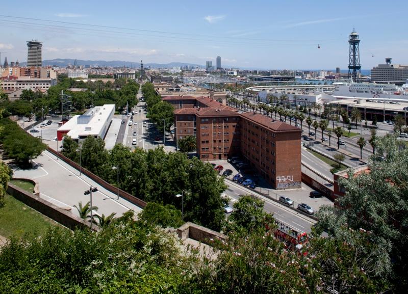 Montjuïc Fire Station