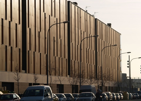 Ciències 60-Apartment Housing block
