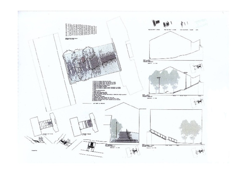 Urbanización de las Plazas Mare de Déu dels Àngels, Mossèn Albert Vives y Cementerio