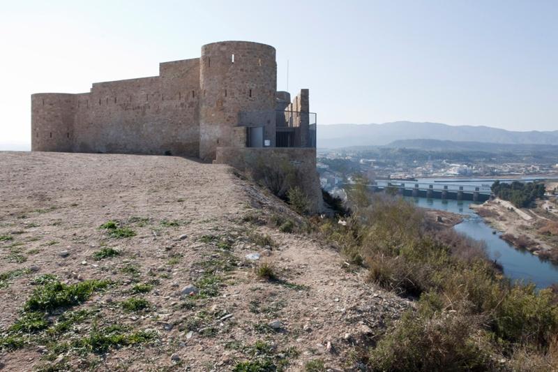 Restauració del Castell Nou de Flix