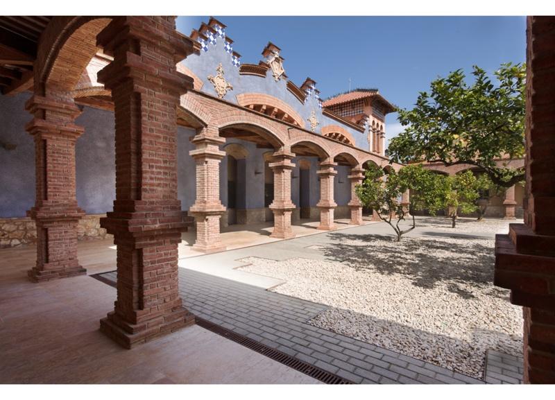 Rehabilitació de l'Antic Escorxador Municipal de Tortosa