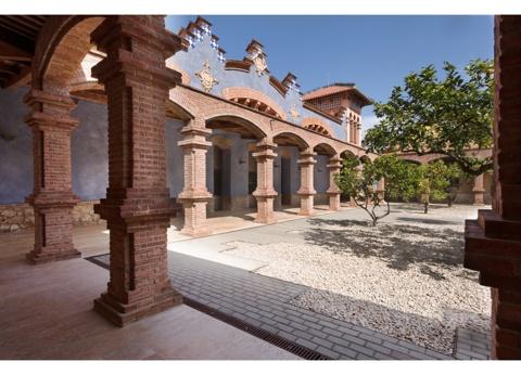 Rehabilitación del Antiguo Matadero Municipal de Tortosa