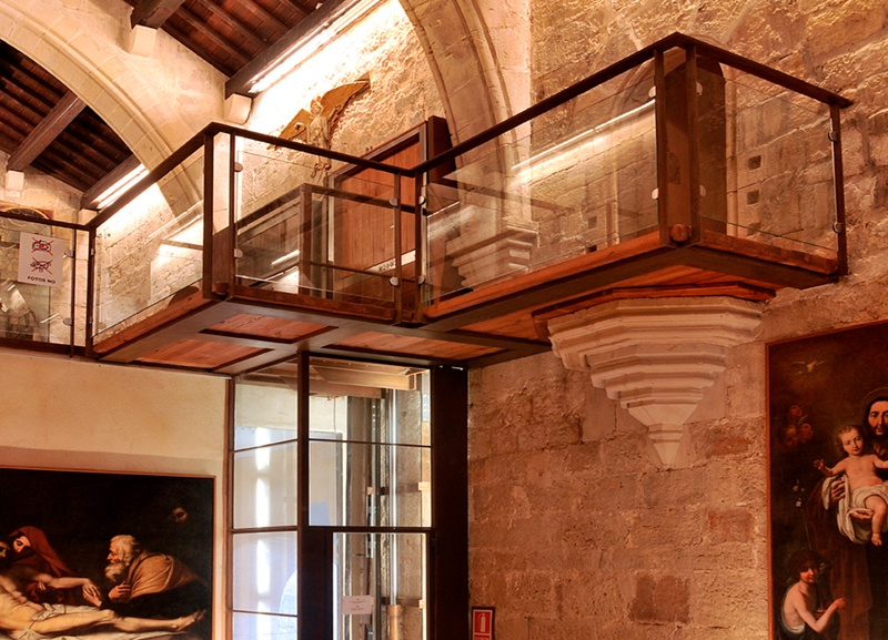 Restoration of the Cathedral of Santa Maria in Tortosa. Exhibition Gallery