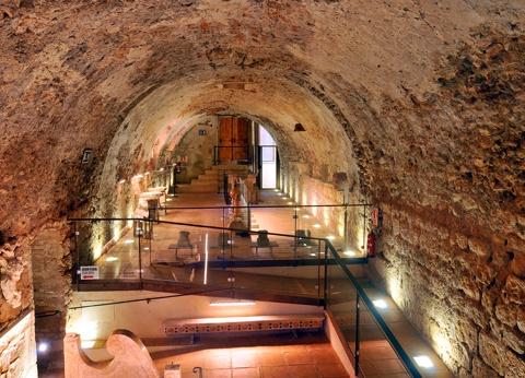 Restauración de la Catedral de Santa Maria de Tortosa. Sala de Exposiciones