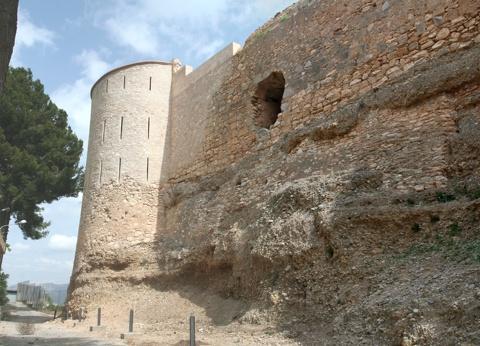 Consolidación y Reconstrucción de la Torre Fusellera del Castillo de Móra d'Ebre