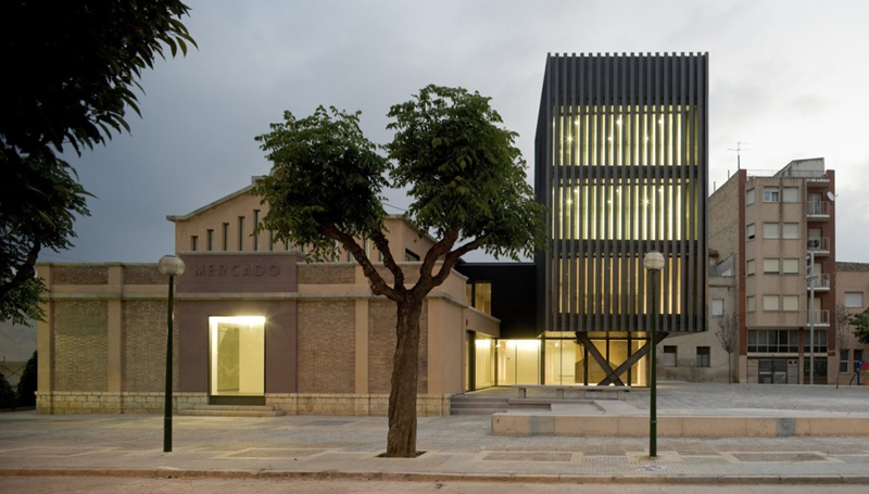 Centro Cívico Mercat de Ferreries